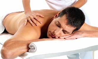Aromatherapy Massage treatment