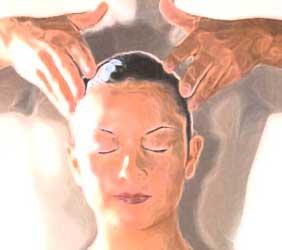 history of indian head massage